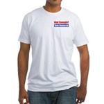Had Enough? Fitted T-Shirt