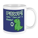 Dinosaur mugs Coffee Mugs