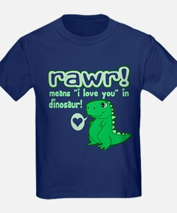 Cute! RAWR Means Love T