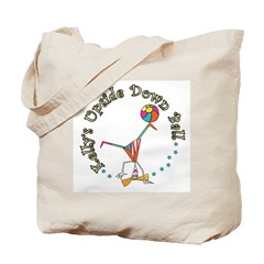 Kelly's Upside Down Ball Tote Bag
