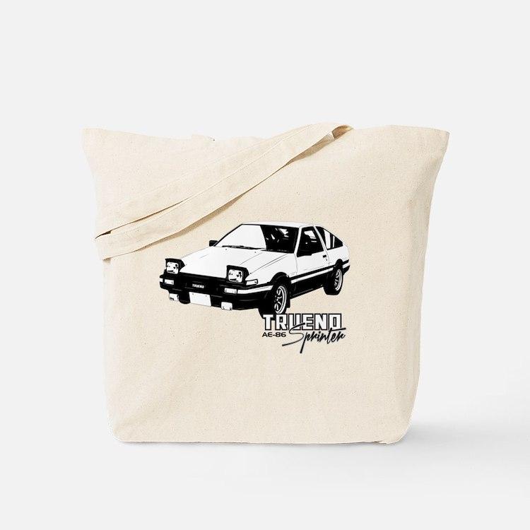 AE-86 Tote Bag