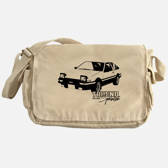 AE-86 Messenger Bag