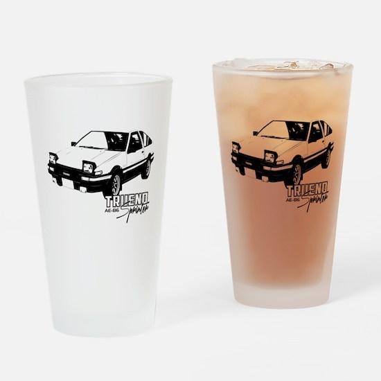 AE-86 Drinking Glass