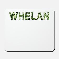 Whelan, Vintage Camo, Mousepad