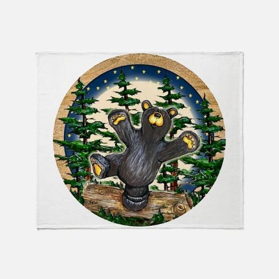 Bear Best Seller Throw Blanket