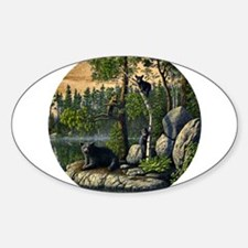 Bear Best Seller Decal