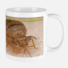 Bed Bug Nightmares Mug