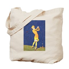 Women's Golf 2 Tote Bag