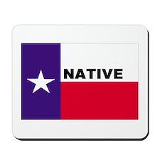 Texas Native Mousepad