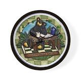 Black bear Basic Clocks