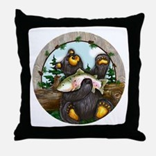 Best Seller Bear Throw Pillow