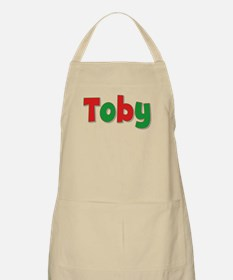 Toby Christmas Apron