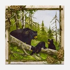 Best Seller Bear Tile Coaster