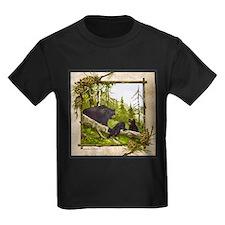 Best Seller Bear Kids Dark T-Shirt