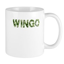 Wingo, Vintage Camo, Mug