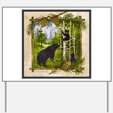 Best Seller Bear Yard Sign