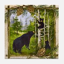 Best Seller Bear Tile Coaster
