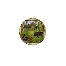 Best Seller Bear Mini Button