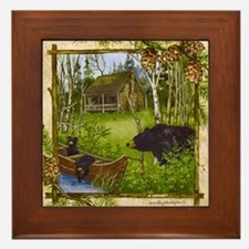 Best Seller Bear Framed Tile