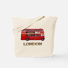 Red BusTote Bag