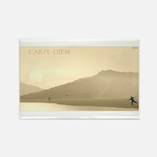 Carpe Diem Rectangle Magnet (100 pack)