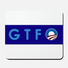 Obama GTFO Mousepad