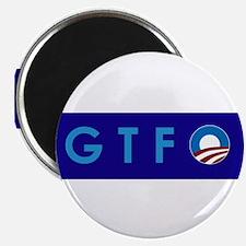 """Obama GTFO 2.25"""" Magnet (100 pack)"""