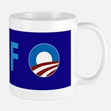 Obama GTFO Mug