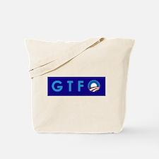 Obama GTFO Tote Bag