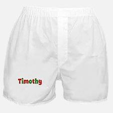 Timothy Christmas Boxer Shorts
