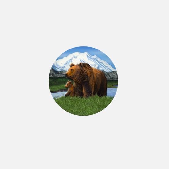 Bear Best Seller Mini Button