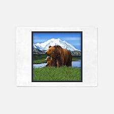 Bear Best Seller 5'x7'Area Rug