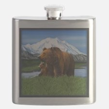 Bear Best Seller Flask
