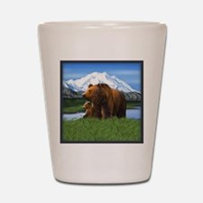Bear Best Seller Shot Glass