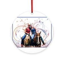 Jody Sarah Ornament (Round)