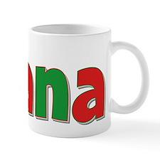 Tiana Christmas Mug