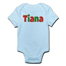Tiana Christmas Infant Bodysuit