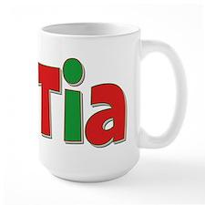 Tia Christmas Mug