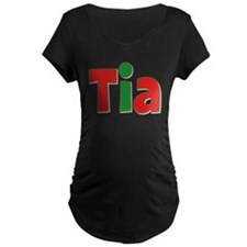 Tia Christmas T-Shirt