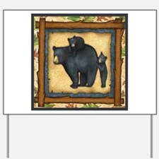 Bear Best Seller Yard Sign