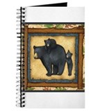 Native american bear Journals & Spiral Notebooks