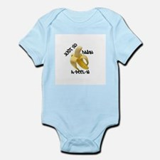 Just So Darn A-Peel-N Infant Bodysuit