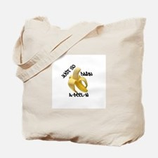 Just So Darn A-Peel-N Tote Bag