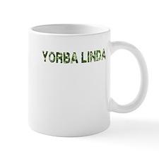 Yorba Linda, Vintage Camo, Mug