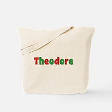 Theodore Christmas Tote Bag