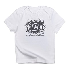 Grunge With Website Infant T-Shirt