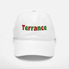 Terrance Christmas Baseball Baseball Cap