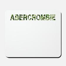 Abercrombie, Vintage Camo, Mousepad