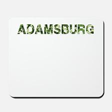 Adamsburg, Vintage Camo, Mousepad