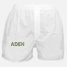 Aden, Vintage Camo, Boxer Shorts